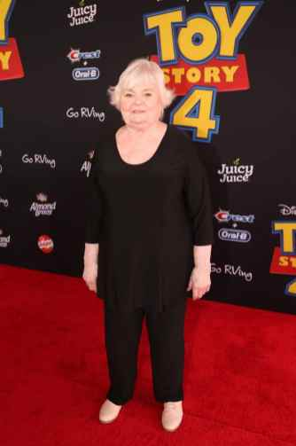 HOLLYWOOD, CA - JUNE 11: June Squibb attends the world premiere of Disney and Pixar's TOY STORY 4 at the El Capitan Theatre in Hollywood, CA on Tuesday, June 11, 2019. (Photo by Jesse Grant/Getty Images for Disney) *** Local Caption *** June Squibb