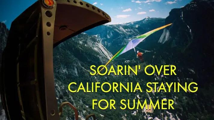 Soarin' Over California Stays
