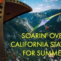 Soarin' Over California Stays at Disneyland Resort to Delight Flight Crews All Summer Long