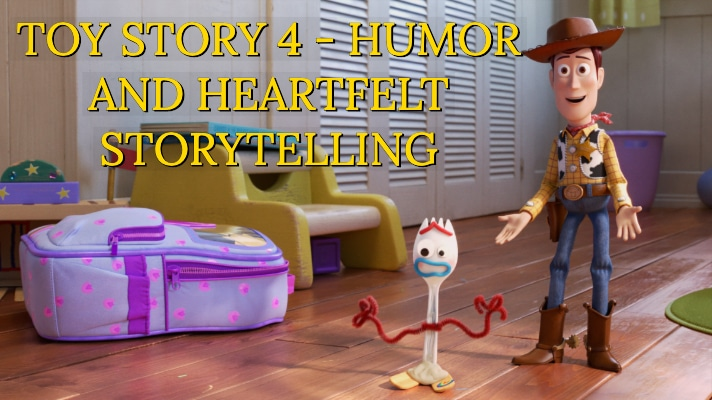 humor and heartfelt storytelling
