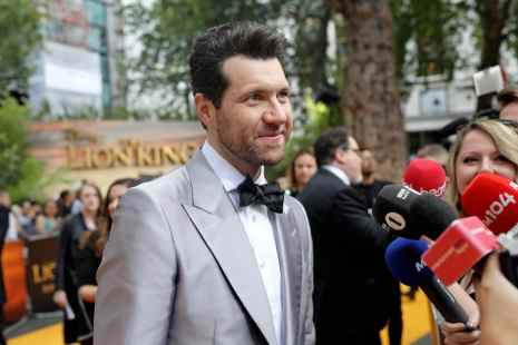 Billy Eichner attends the European Premiere of DisneyÕs ÒThe Lion KingÓ at the Odeon Leicester Square on 14th July 2019 in London, UK