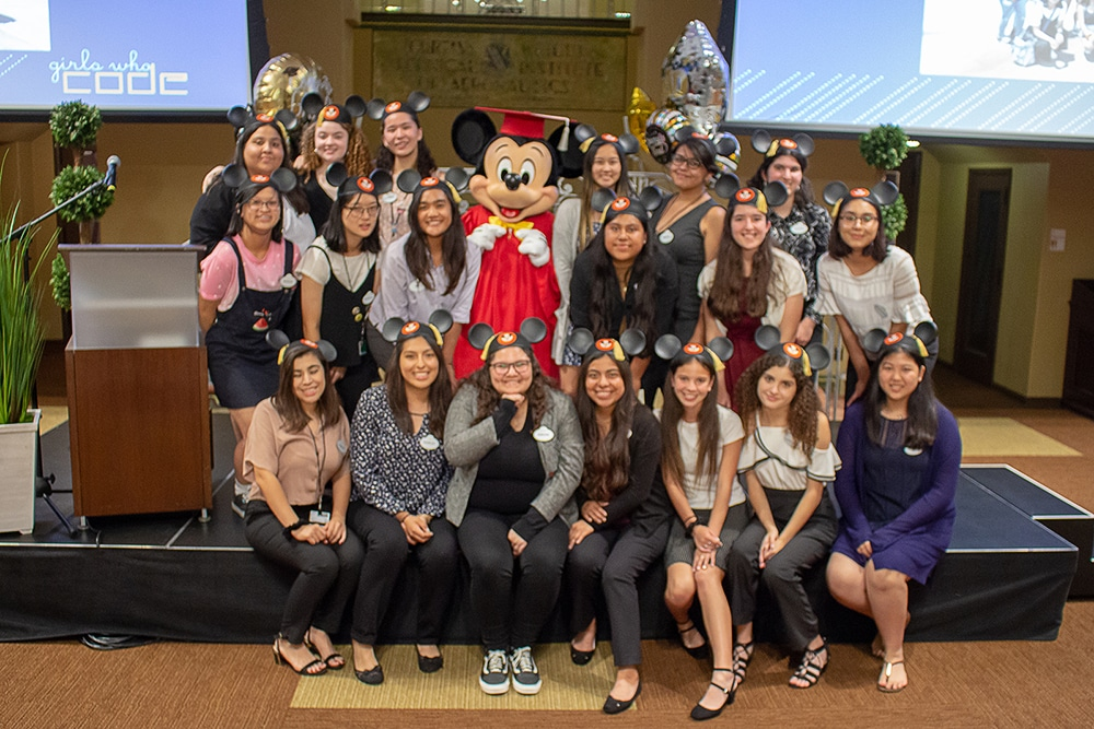 Girls Who Code Graduation