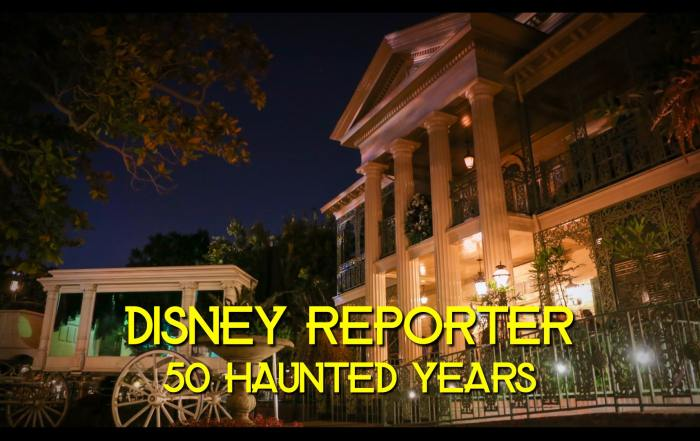 50 Haunted Years - DISNEY Reporter