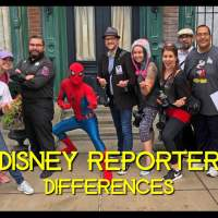 Differences - DISNEY Reporter
