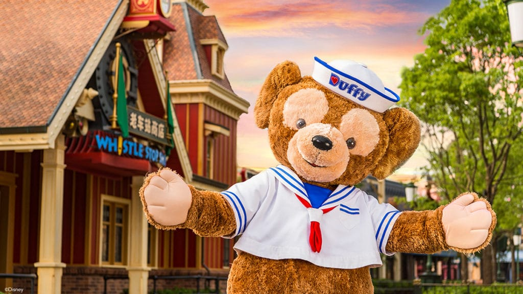 Duffy - Shanghai Disney Resort