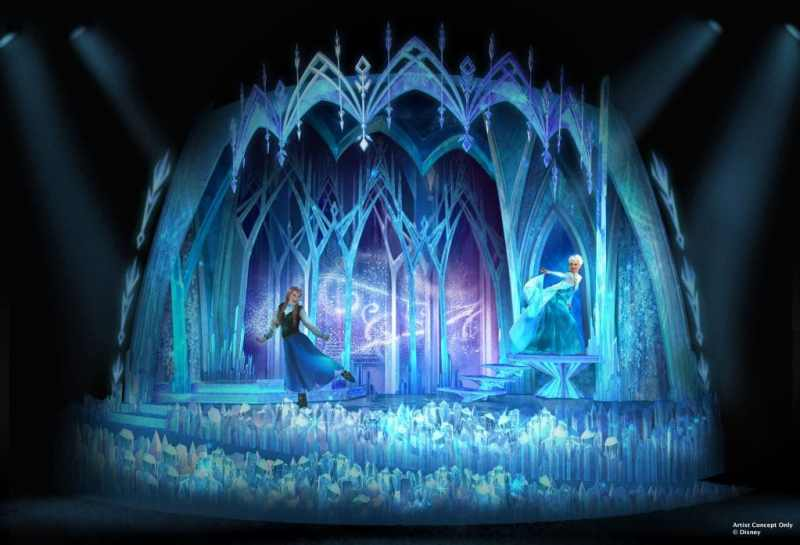 Frozen: A Musical Invitation - Disneyland Paris - Walt Disney Studios Park