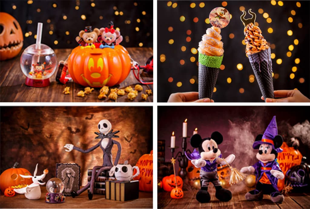 Shanghai Disney Resort - HalloweenTime Foods