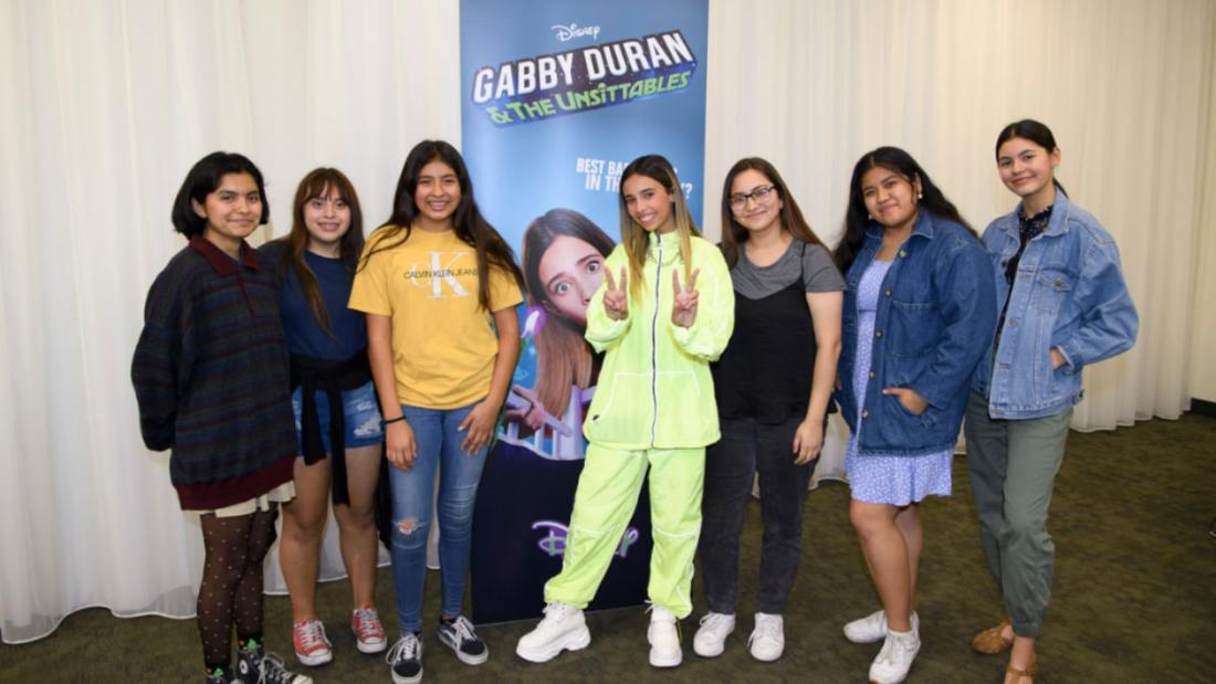 """Disney Channel and A Place Called Home Inspire Young Latinx Women to """"Discover Your Voice"""""""