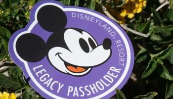 Disneyland Legacy Passholder - Featured Image
