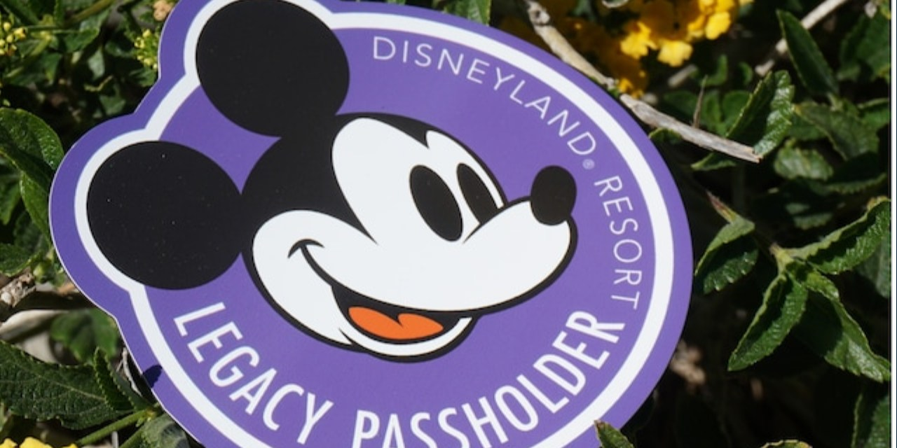 Disneyland Resort Unveils New Digital Ticket for Legacy Passholders to Receive Discounts