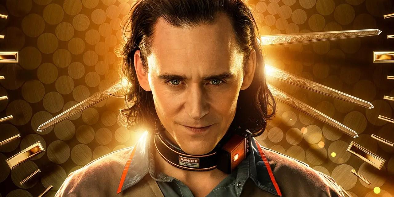 Marvel Studios Releases Loki Key Art