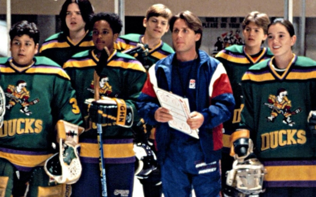 The Might Ducks Trilogy Now Streaming on Hulu and ESPN+ Ahead of Premiere of The Mighty Ducks: Game Changers on Disney+