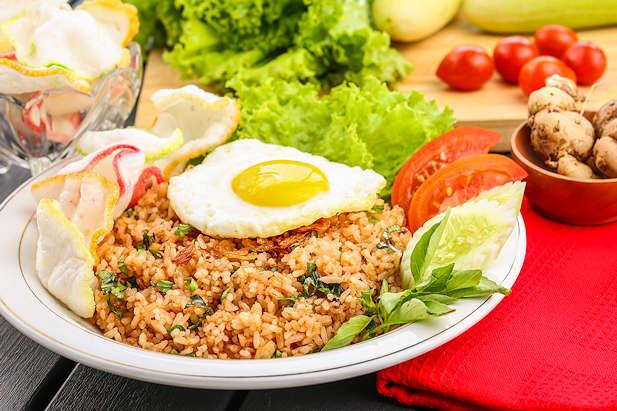 Nasi Goreng Kencur Kemangi  Resep dari Dapur KOBE