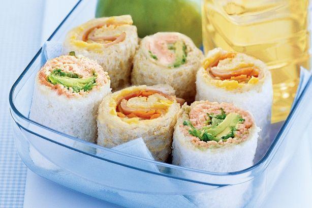 sushi roti tawar dapur ocha