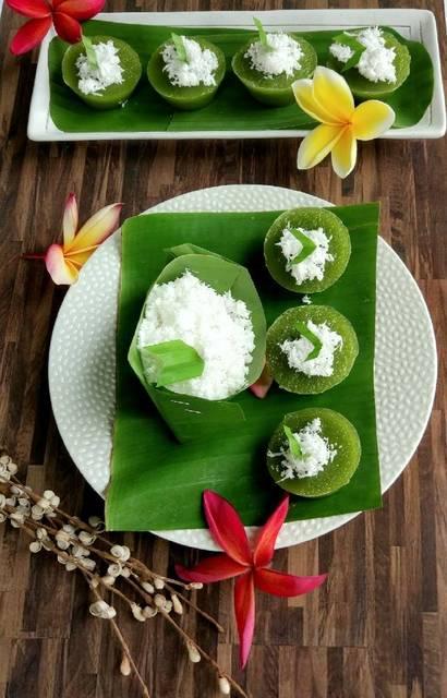 Resep Kue Lumpang Lembut dan Kenyal Asli Palembang