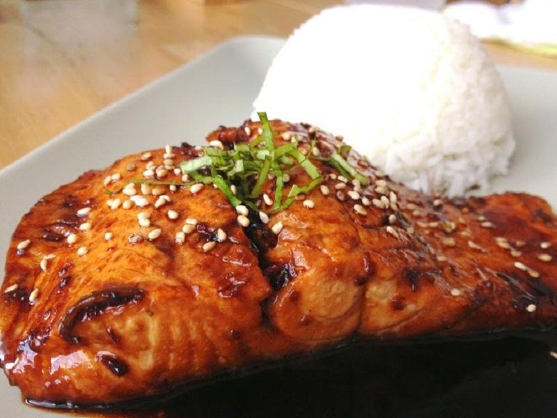 Resep Ikan Salmon Mudah Dan Simple Dapur Ocha