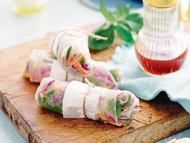 Resep Chiko Roll Masakan Khas Australia