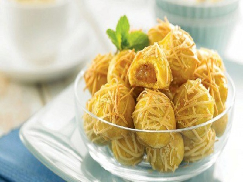 Resep Kue Nastar Bisnis Makanan Sehat