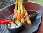 Resep Masakan sate lilit ayam khas bali