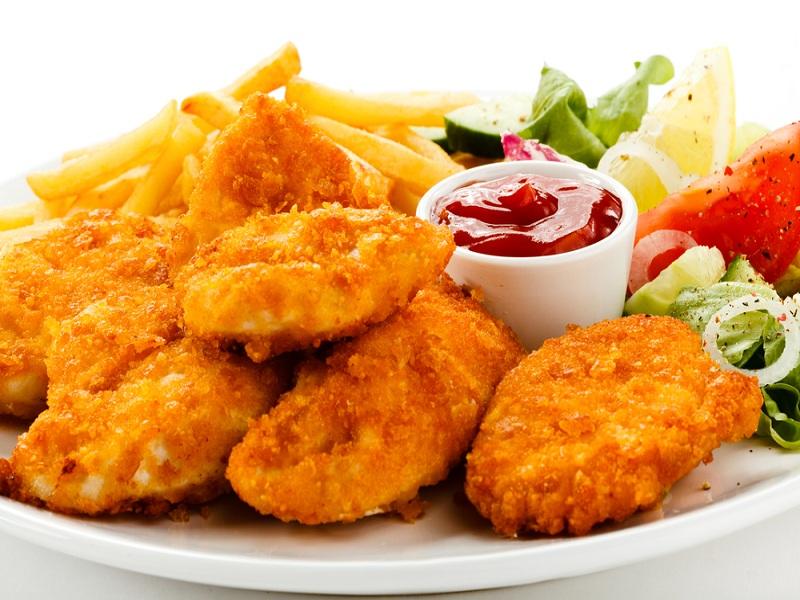Resep Oatmeal Nugget Ayam