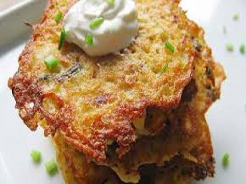 Resep Potato Cakes Masakan Khas Australia
