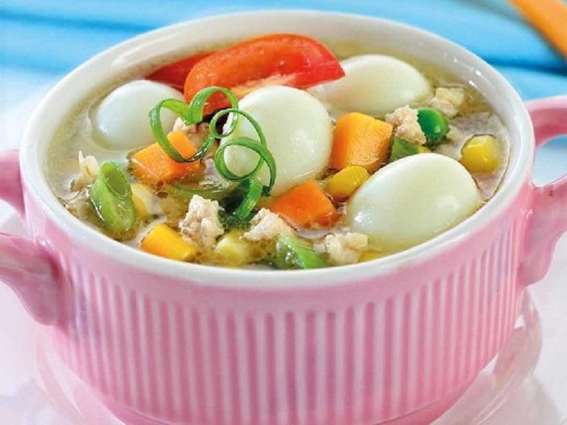 Resep Sup Jamur Maitake Telur
