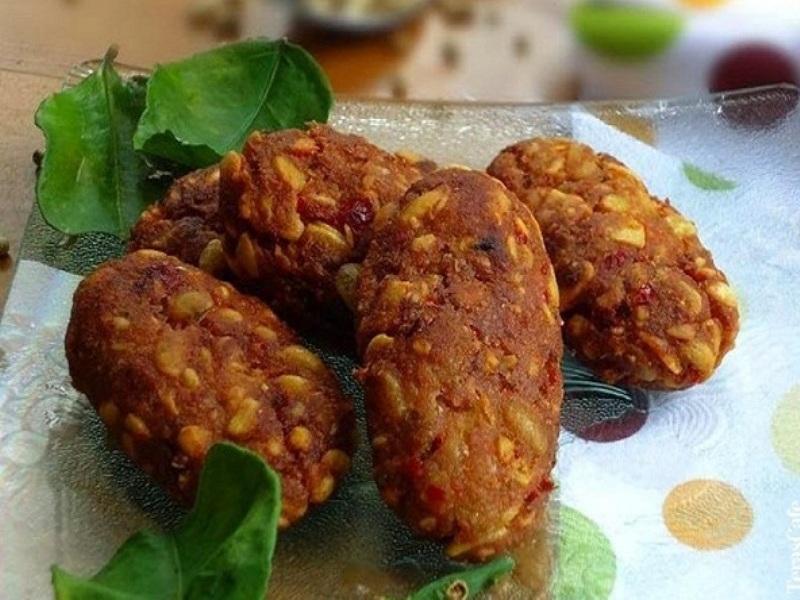 Resep tempe Mendol, resep kuliner khas malang