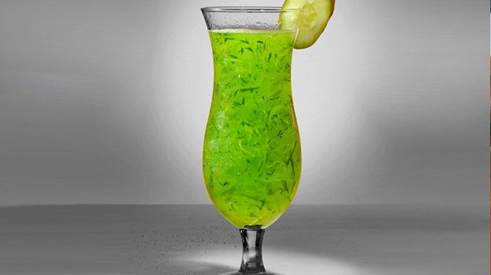 Resep Puch Timun-Melon Freshy