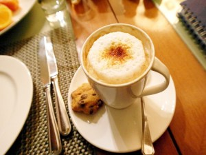 Resep Rendeszvous Coffee Italy
