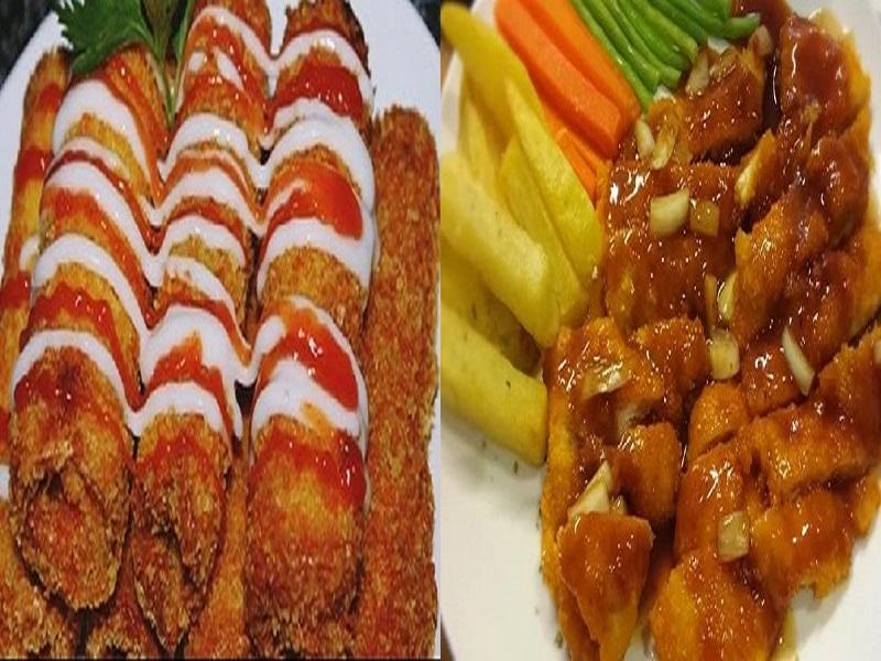 Resep masakan amerika praktis dan lezat