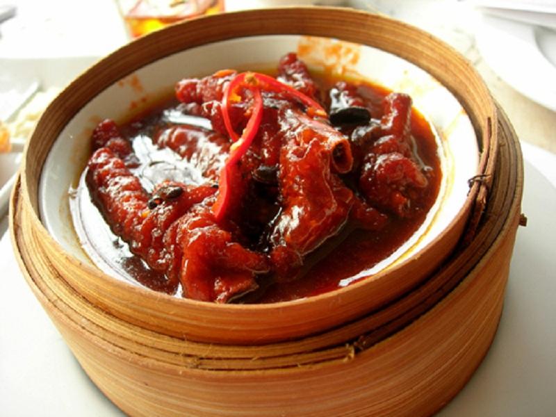 Resep Dim sum Ceker Ayam Oriental banget