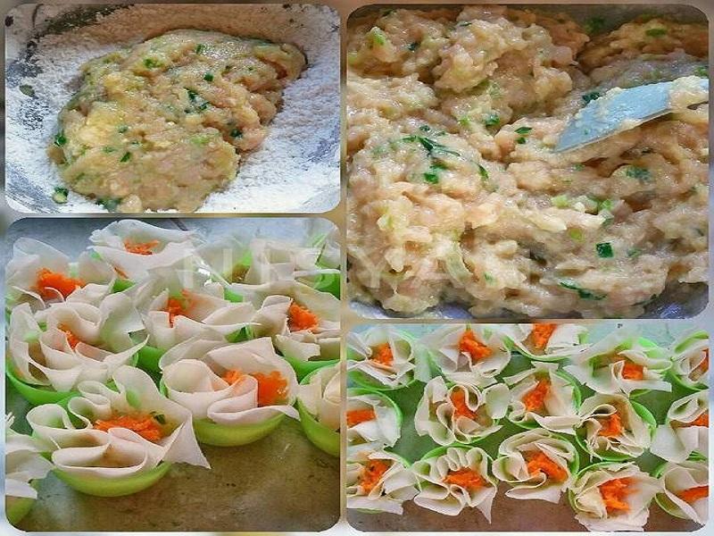Resep Siomay Dimsum Ayam Sederhana