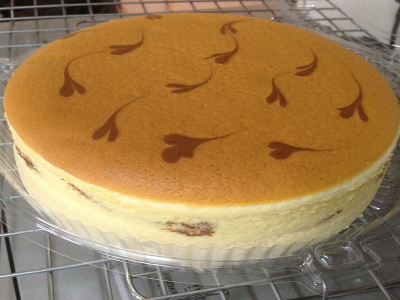 Cara Membuat Cotton Japanese Cheesecake