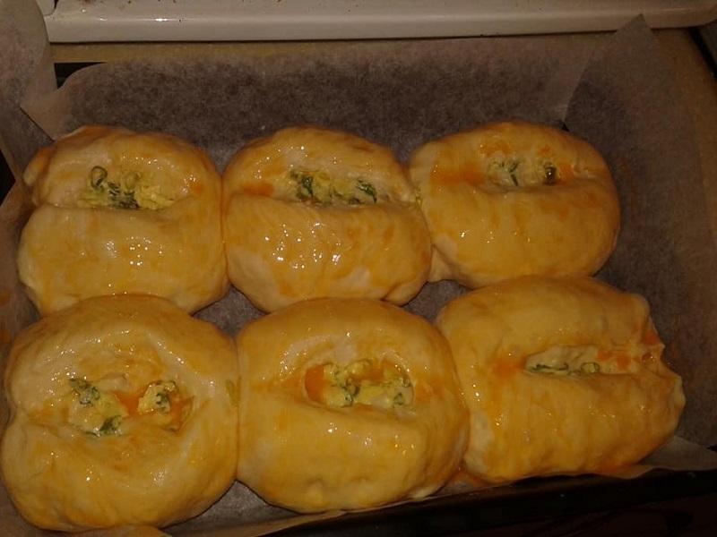Cara Membuat Roti Isi Keju Mozzarella