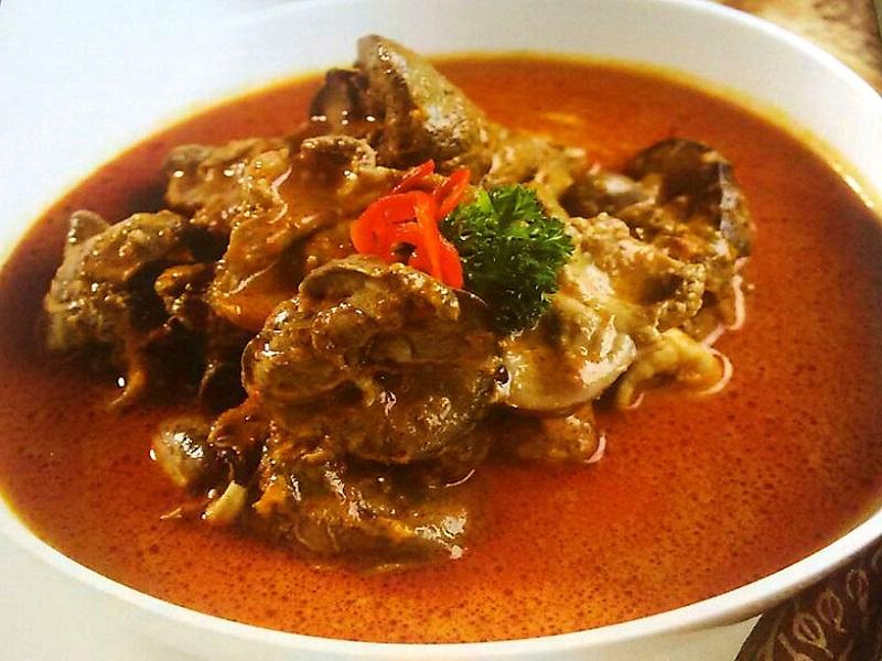 Resep Kalio Ati Ampela Ayam Khas Padang Dapur Ocha