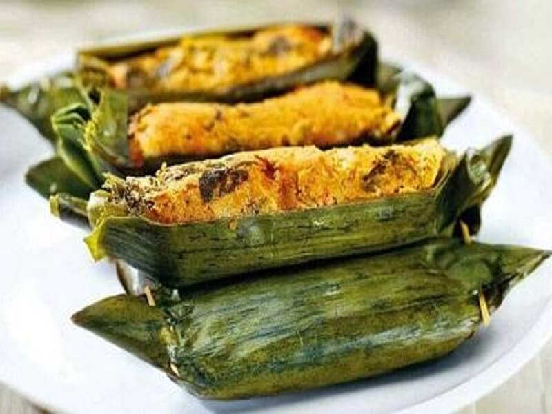 Masakan Khas Sumatera Selatan Brengkes Udang