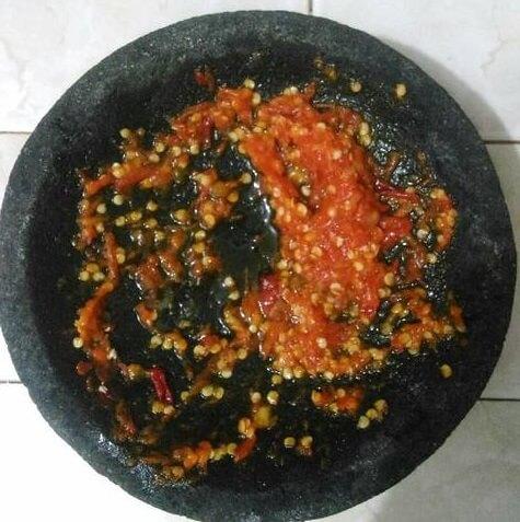 Sambal Ayam Nelongso