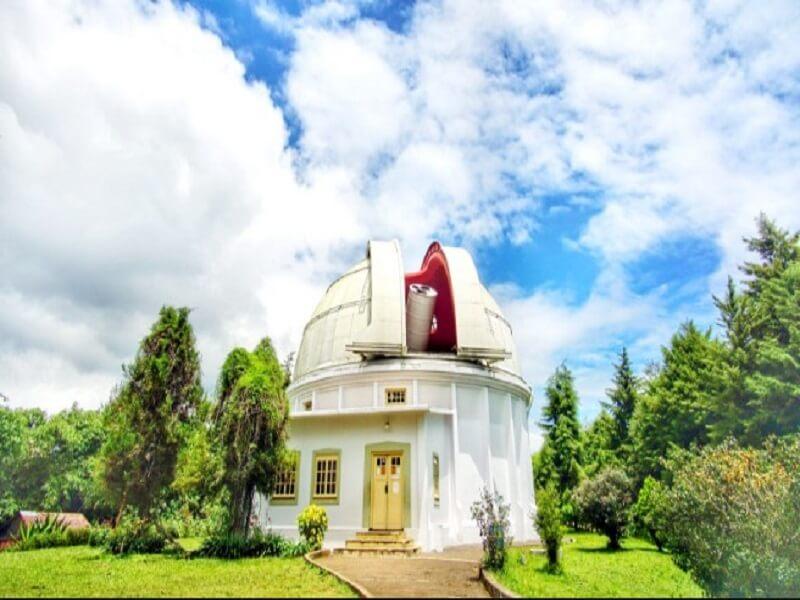 Wisata Observatorium Bosscha di Bandung