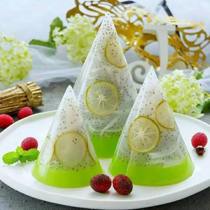 Resep Coconut Lime Pudding By Juwita