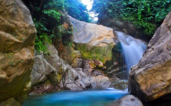 Curug Barong Tempat Wisata Alam Di Bogor