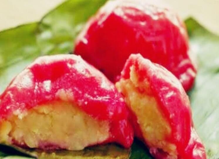 Kue Ku Singkong, Resep Kue Tradisional