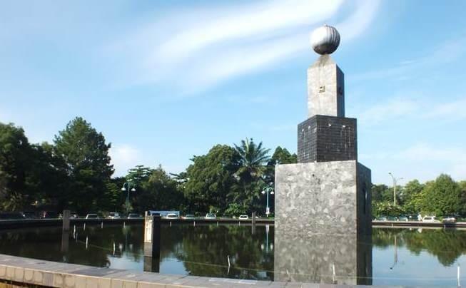 Landmark Bundaran Yasmin Bogor