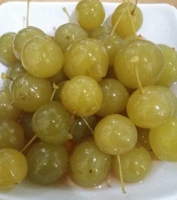 Resep Manisan Anggur
