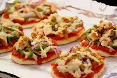 Resep Pizza Mini