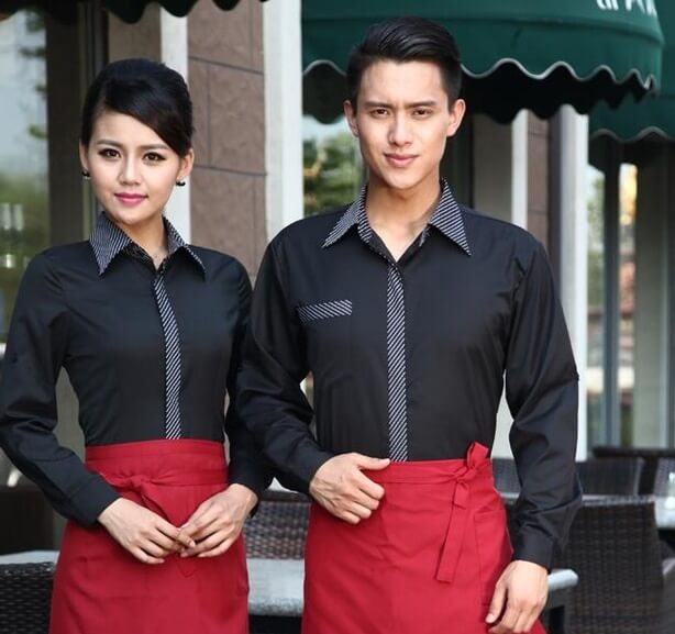 Peluang Usaha Bisnis Seragam cafe