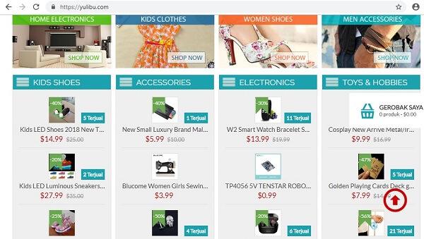 Belanja Menjadi Lebih Mudah Di Yulibu Marketplace