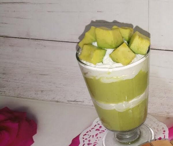 Resep King Avocado Minuman Segar Kekinian