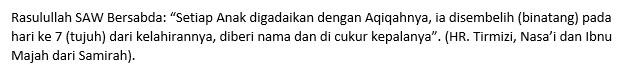 HR Tirmizi Nasa'i Ibnu Majah
