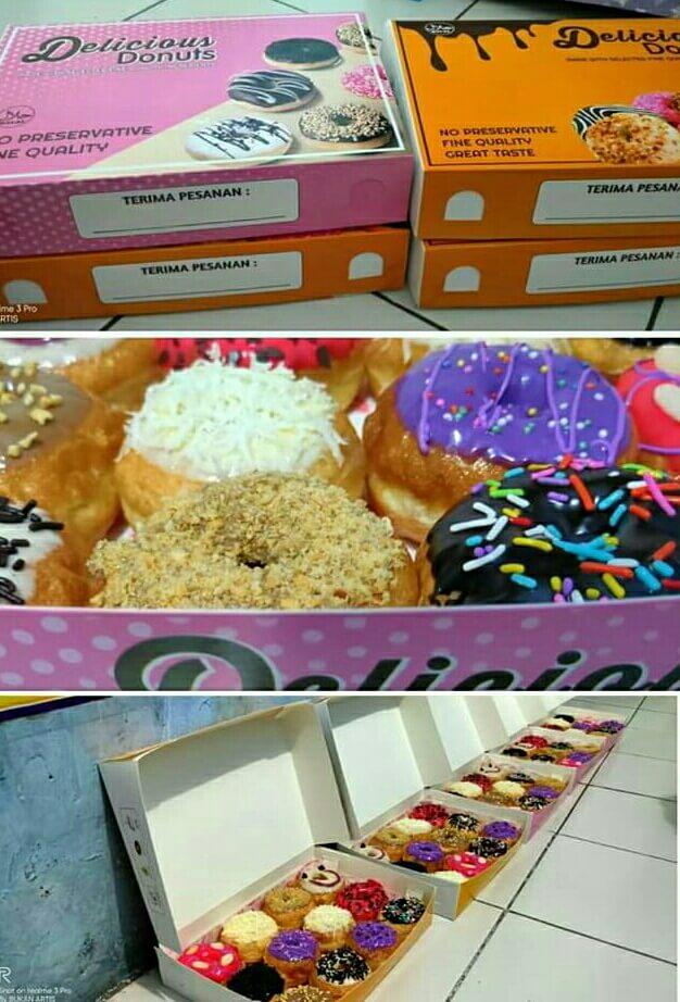 Delicious Donuts Murah Dan Terjangkau