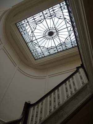 DAR LIBRARY LAY LIGHT RESTORATION  Daughters of the